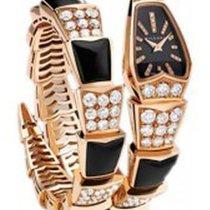 Bulgari SERPENTI Twirl Diamond Series