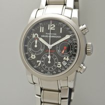 Girard Perregaux Sport Classic Chronograph Carbon-Dial -Serviced