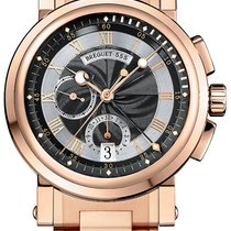 Breguet Marine Chronograph Mens 5827br/z2/rm0
