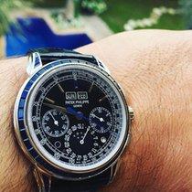 Patek Philippe [NEW][RARE] 5271/11P Sapphire Perpetual...
