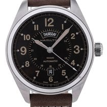 Hamilton Khaki Field Day Date Automatic 42 Vintage Black Dial
