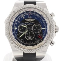 Breitling Bentley Motors GMT V8 Special Edition Chrono Steel...