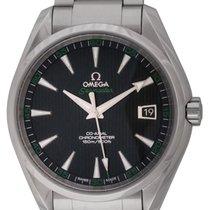 Omega - Seamaster Aqua Terra 'Golf' : 231.10.42.21.01.001