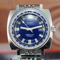 Philip Watch Jenny Caribbean 1000m Rare vintage Dive Watch MINT