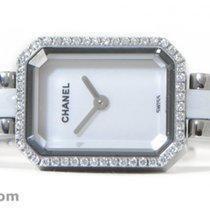 Rolex Ladies Chanel Premiere Diamond White Ceramic Quartz...