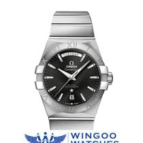 Omega - Constellation Co-Axial Day-Date 38MM Ref. 123.10.38.22...