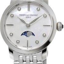 Frederique Constant Geneve SLIMLINE MOONPHASE FC-206MPWD1S6B...