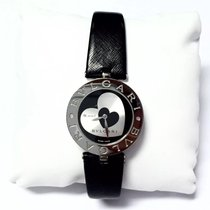 Bulgari 29.5mm  B.zero.1 Ss Ladies Watch W Heart Dial &...