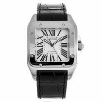 Cartier Santos 100 Automatic Watch (Mint)