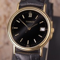 Tissot Swiss Made Men's 31mm Quartz Gold Plated c2000...