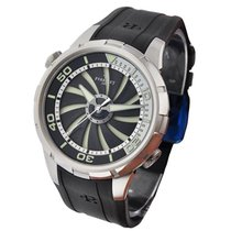 Perrelet Turbine Diver Mens Automatic in Titanium