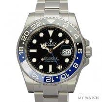 Rolex GMT Master II Ceramic Black and Blue 116710BLNR (NEW)
