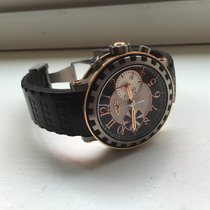 Dewitt CHRONOGRAPHE SEQUENTIEL ROSE GOLD