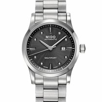 Mido Multifort Damenuhr M005.007.11.066.00