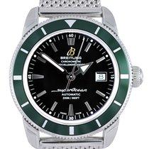 Breitling Men's A1732136/BA61/154A Superocean Heritage 42