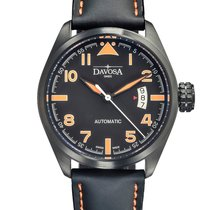 Davosa Performance Black Military Automatic 161.511.94