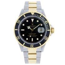 Rolex SUBMARINER Steel & Yellow Gold Watch