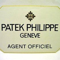 """Patek Philippe Konzessionär Dekorationsständer """"AGENT..."""