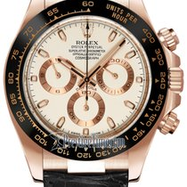 Rolex Cosmograph Daytona Everose Gold 116515LN Ivory Index