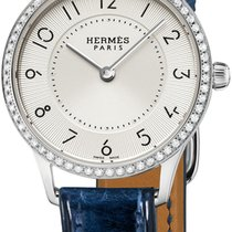 Hermès Slim d'Hermes PM Quartz 25mm 041739ww00