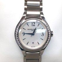 Baume & Mercier Ilea Diamond Ladies Watch