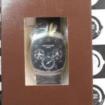 Patek Philippe 5940G-010 Grand Complication Black Dial White Gold