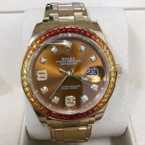 Rolex 86348 Sajor Datejust Pearlmaster New