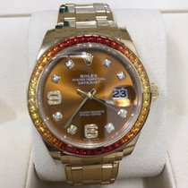 Rolex 86348 Sajor Datejust Pearlmaster New
