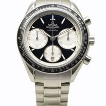 Omega Speedmaster Racing Co-Axial Chronograph 40mm Black Dial...