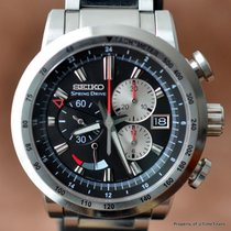 Seiko SPRING DRIVE GMT CHRONOGRAPH LIMITED FULL SET SPS003...