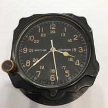 Breitling Dashboard Clock Aircraft
