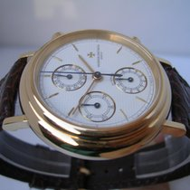 Vacheron Constantin Rose Gold 18 Kt Automatic Chronograph Like...