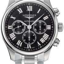 Longines Master Automatic Chronograph 44mm L2.693.4.51.6 Complete
