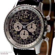 Breitling Navitimer Cosmonaute 24h Stainless Steel Ref-81600...
