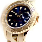 勞力士 (Rolex) Ladies Rolex Yellow Gold Yacht-Master