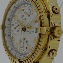 Breitling Chronomat Gelbgold K13050.1