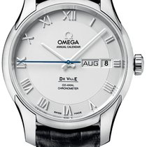 Omega [NEW] De Ville Annual Calendar Men's Watch(Retail:HK...