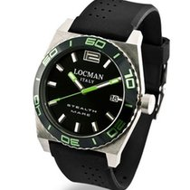 Locman Stealth 021100KG-BKASIK Quartz Men's Watch