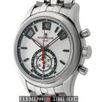 Patek Philippe Complications Annual Calendar Flyback Chronogra...