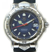 TAG Heuer 6000 Professional 200m WH1115-K1 Quartz 38mm
