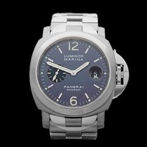 Panerai Luminor Titanium Gents Pam 91
