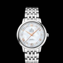 Omega De Ville Prestige Co-Axial Mother Of Pearl Dial 32,7mm  R
