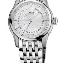 Oris Artelier Small Second Pointer Date 744.7665.4051.MB