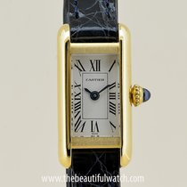Cartier Tank allongée en or