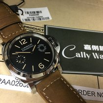 Panerai Cally - Pam590 Pam00590 Luminor Marina 8 Days Acciaio...