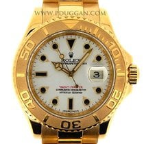 Rolex 18k yellow gold Gent's Yachtmaster