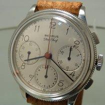 Benrus chronograph Sky Chief rare valjoux 71