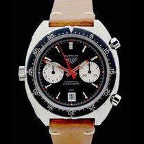 Heuer Autavia -Viceroy- Ref.: 1163 - Bj. 1972 - Papiere - AAW