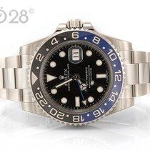 """ロレックス (Rolex) GMT Master II 116710BLNR """"Batman""""..."""