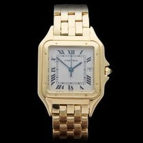 Cartier Panthere 18k Yellow Gold Unisex W25014B9